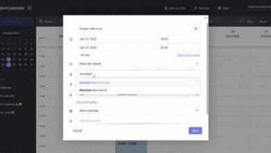 Photo of Proton Calendar, de ProtonMail, ya permite invitar a cualquier amigo a los eventos