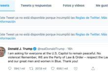 Photo of Donald Trump y las redes sociales, ¿un final anunciado?