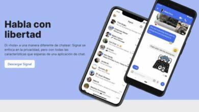 Photo of Signal se asemeja más a la app de WhatsApp con sus nuevas funciones