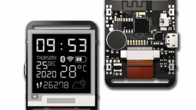 Photo of Watchy: un reloj de hardware y código abiertos, muy hackeable y por menos de 38 euros