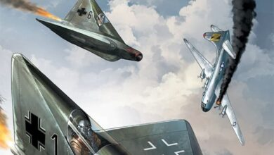 Photo of Wunderwaffen, una Segunda Guerra Mundial ucrónica llena de aviones que nunca existieron pero que hubieran molado