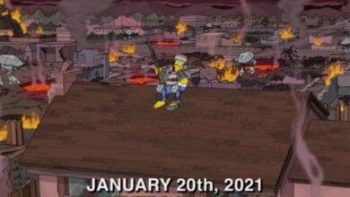 Photo of Los Simpson: el Apocalipsis que predijeron para el 20 de enero de 2021 no sucedió, pero sí trajo estos memes