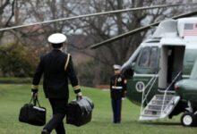 Photo of Joe Biden recibió este maletín que tiene el poder de iniciar una guerra atómica, ¿cómo funciona?