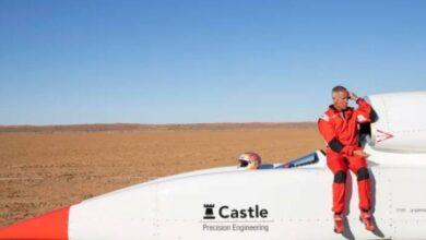 Photo of Bloodhound: ¿Pagarías 11 millones de dólares por este auto cohete?