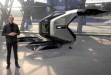 Photo of General Motors presentó un prototipo de taxi volador Cadillac