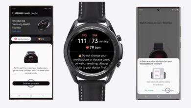 Photo of Cómo se mide la presión arterial con el reloj de Samsung