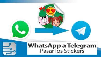Photo of Usar los stickers de Whatsapp en Telegram, paso a paso