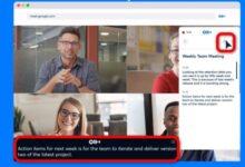 Photo of Cómo transcribir las reuniones de Google Meet de forma automática