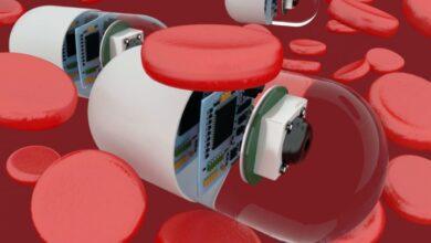 Photo of Robots minúsculos que se meten en nuestro cuerpo para intervenciones médicas