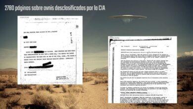 Photo of La CIA desclasifica 2.780 páginas de documentos de OVNIS, y se pueden descargar gratis