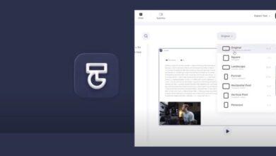 Photo of Type Studio ahora transforma tu vídeo en los formatos de cada red social