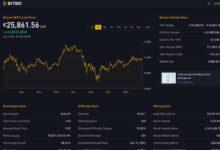Photo of Bitbo, panel de Bitcoin en tiempo real