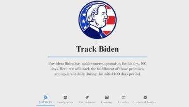 Photo of Las promesas de Biden en los primeros 100 días, rastreadas desde Internet