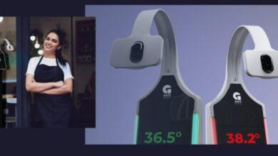 Photo of Un escáner de temperatura corporal que puede medir automáticamente a 1200 personas por hora