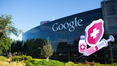 Photo of Google convertirá algunas de sus oficinas en sitios de vacunación COVID-19