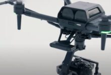 Photo of Sony presenta Airpeak, su empresa de drones