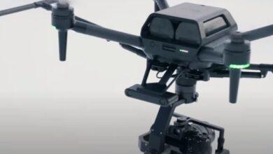 Photo of Sony presenta Airpeak, su empresa de drones