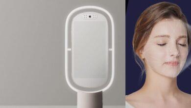 Photo of Un espejo inteligente que ofrece sugerencias para el cuidado de la piel