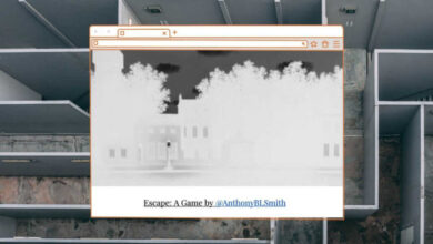Photo of Escape: Un atrapante juego construido en Google Docs