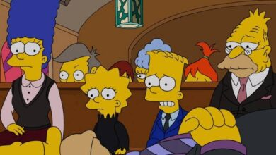 Photo of Los Simpson: muere su legendario guionista David Richardson