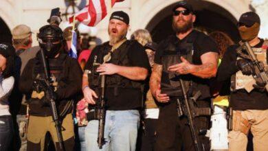 Photo of Corazones rotos: a los atacantes del Capitolio no los quieren ni en Tinder