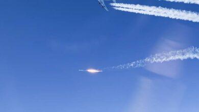 Photo of Así se lanza un satélite desde un avión: mira este video de Virgin Orbit