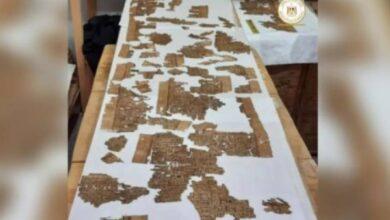 Photo of Hallaron un misterioso Libro de los Muertos en Egipto, ¿qué contiene?