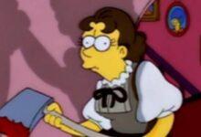 """Photo of Venderán la casa de Lizzie Borden, la """"asesina del hacha"""" de Los Simpson"""