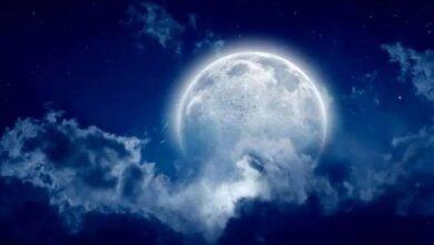 Photo of ¿Has dormido menos los últimos días? Tal vez se deba a la Luna llena