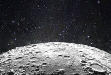 Photo of Fotógrafo captura la Luna durante 22 noches y registra un curioso 'tambaleo' del satélite natural