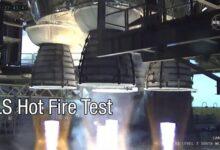 Photo of El test del SLS deja más dudas que certezas sobre el proyecto Artemis