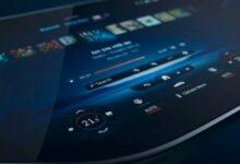 Photo of Mercedes-Benz presentó su pantalla Hyperscreen para autos: 56 pulgadas de pura tecnología