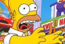 Photo of The Simpsons Hit & Run renace luego de que un fan unió todos los mapas en un solo mundo