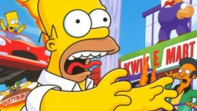 Photo of The Simpsons Hit & Run renace luego de que un fan unió todos los mapas en un solo mundo