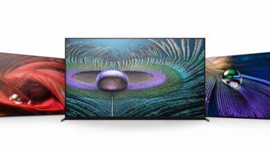 Photo of Sony presentó tres nuevos modelos de televisores BRAVIA XR con inteligencia cognitiva