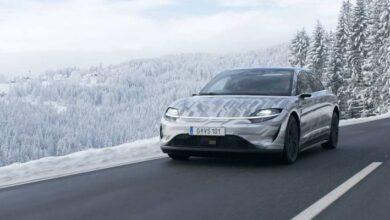Photo of Sony muestra su VISION-S, el auto eléctrico que ya probó en Europa
