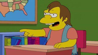 Photo of Los Simpson: ¿quién es el verdadero padre de Nelson?
