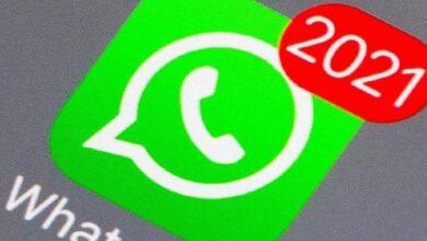 Photo of WhatsApp: el 2021 trae una alerta de nueva estafa de phishing
