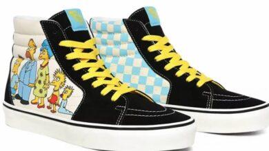 Photo of Los Simpson: las cinco mejores zapatillas de colección de Vans que puedes tener