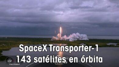 Photo of SpaceX rompe récords: 143 satélites en un sólo lanzamiento
