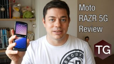Photo of Motorola Moto RAZR 5G – Reseña completa – Review