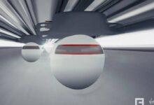 Photo of VIDEO: Así se siente viajar en una cápsula de Virgin Hyperloop a más de mil kilómetros por hora