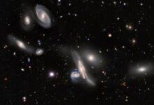 Photo of El mayor mapa del universo de materia oscura tiene participación de científicos chilenos y cuenta con más de 700 millones de objetos