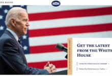 Photo of Una oferta de trabajo semioculta en la nueva web de la Casa Blanca