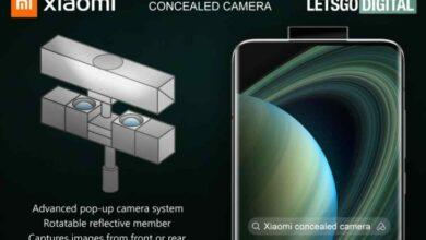 Photo of Xiaomi patenta curioso módulo de cámara emergente para móviles
