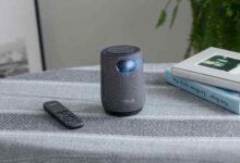 Photo of Así es el nuevo proyector compacto de ASUS, con diseño inspirado en una taza de café
