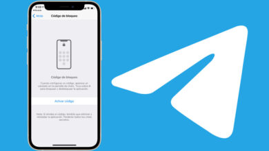 Photo of Así podemos proteger nuestras conversaciones de Telegram haciendo que la app nos pida un código de acceso