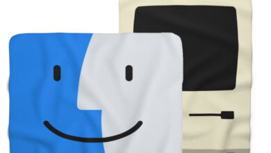 Photo of Tras los cojines, Throwboy ha lanzado una línea de mantas inspiradas en el Finder y en el Macintosh clásico