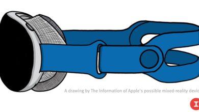 Photo of Pantallas 8K, correas intercambiables y 3.000 dólares: así son las posibles gafas de Apple según The Information