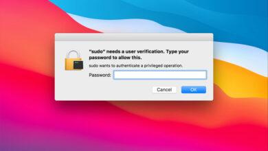 Photo of La vulnerabilidad crítica en Sudo que permite ganar acceso root en Linux también afecta a macOS Big Sur